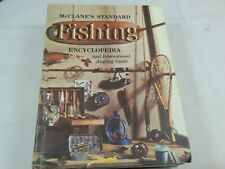 McClane's Standard Fishing Encyclopedia & International Angling Guide 5th print