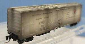 Z MTL 548 44 010 Northern Pacific 51ft Mech Reefer Box Car Single Plug Door #152