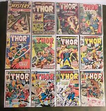 THOR Comic Book lot 1960's to Current