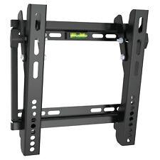 """TV LCD LED Monitor Tilt Wall Mount Bracket 21 22 23 24 26 27 30 32 36 37"""""""