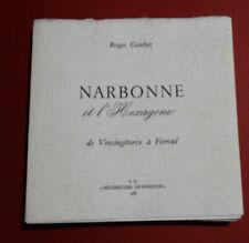NARBONNE et l'Hexagone de Vercingétorix à Ferroul COMBET n°87