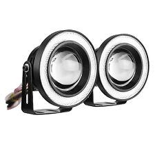 "MICTUNING 2pcs High Power 3.5"" Projector Universal LED Fog Light w/ White COB..."