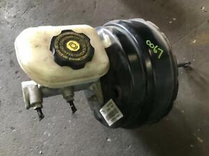 VE WM statesman Caprice Commodore SS SSV V8 brake booster and master cylinder