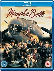 Memphis Belle [Blu-ray] [1990] [Region Free] [DVD][Region 2]