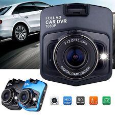 "2.4"" Full HD 1080P Car DVR Vehicle Camera Video Recorder Dash Cam G-sensor"
