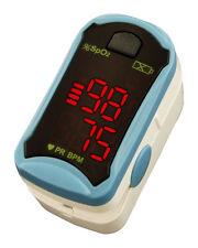 Fingerpulsoximeter MD300C19 Pulsoximeter Pulsoxy Gratis Zubehör Neu!