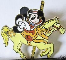 Disney Carousel Mystery Tin Collection Mickey Mouse Mystery Pin