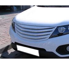 Front Radiator Luxury Hood Grill Ebony Black - EB For 10 11 12 Kia Sorento R