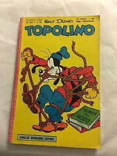 Topolino N 185 Libretto Originale Disney Mondadori