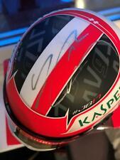 1/2 Scale Helmet signed by Charles Leclerc Ferrari Formula 1