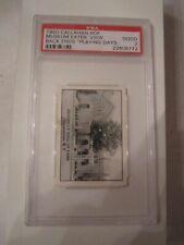 1950 CALLAHAN HOF PLAYING DAYS BASEBALL CARD - PSA GRADED 2 GOOD - BOX CC
