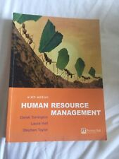 Human Resource Management By Derek Torrington, Laura Hall, Stephen Taylor 6th ed