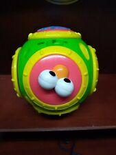 2003 Mattel-Sesame Street-Shake-Giggle & Roll Ball-Vibrates-Rolls-Sound s-