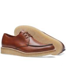 Clarks Originals Mens  ** Burcott Field Bordeaux Leather ** UK 6,7,10,11 G