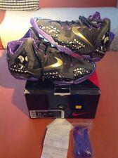 Nike Lebron XI 11 BHM Men's SZ 11 DS Authentic [646702-001]