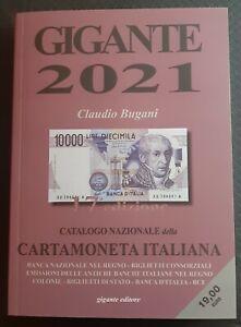 Catalogo GIGANTE 2021 Cartamoneta Italiana 17° Edizione