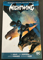 DC Comics Nightwing Rebirth Deluxe Edition Vol. 3 Hardcover Dick Grayson New