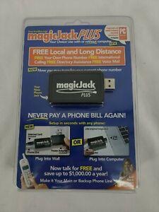 MagicJack Plus Local Long Distance Calling Magic Jack Plus NEW SEALED