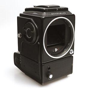 Hasselblad V 553 ELX Mittelformatkamera mit Acute Matte D Einstellscheibe
