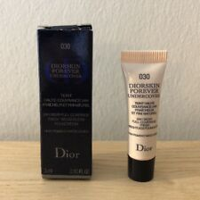 Diorskin Forever Undercover Full Coverage Foundation 030 Medium Beige Sample