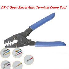 1xOpen Barrel Automotive Terminal Crimp Wiring Harness Terminals Plier Tool DR-1