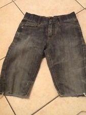 short bermuda en jeans 12 ans