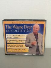 The Wayne Dyer CD Collection, As Seen on PBS, Includes 4 Most Popular Titles