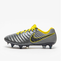 Nike Tiempo Legend 7 Elite Sg-Pro AR4387 070 Grey K-Leather Football Boots