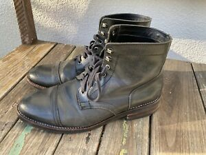 Thursday Boots Stiefel Captain 43 US 10 no Red Wing Iron Ranger
