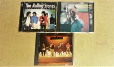 (3) CD's by THE ROLLING STONES