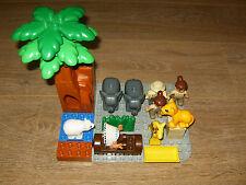 LOT N°7 LEGO DUPLO PARC ZOO