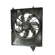 Dual Radiator and Condenser Fan Assembly TYC 623210