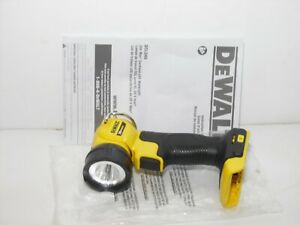 DeWalt DCL040 18V/20V Max Cordless LED Light / torch BARE New (year 2020)