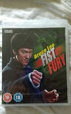 FIST OF FURY BLU-RAY BRUCE LEE NEW & SEALED