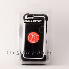 Ballistic Tough Jacket Hard Shell Cover Case for iPhone 6 iPhone 6s Black White