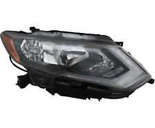 Halogen Headlight Assembly Right Passenger Side for 2016 2017 2018 Nissan Rogue