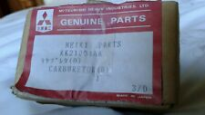 Meiki,  Carburettor  for Husqvarna  24H hedgetrimmer part no. 501 9346 01