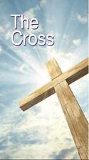 The Cross - 100 x Gospel Tract / Leaflet