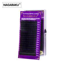NAGARAKU Lashes 16 Rows  Soft Mink Individual False Natural Eyelashes Extension