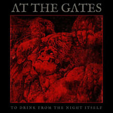 At The Gates - To Drink From The Night Itself PICTURE DISC Vinyl LP x/500 NEW