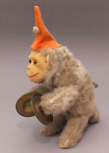 Affe mit Becken / Schellen der Firma MAX CARL Lustige Urwald-Musik