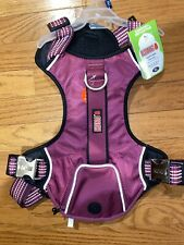 KONG Waste Bag Harness XL.- Mauve/ Dusty Pink
