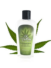 "OH! HOLY MARY, lubricante ""efecto calor"" deslizante Cannabis"