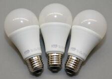 3er Packung LED Leuchte E27 / 12 Watt dimmbar 1000 Lumen 2700k warmweiß von Via