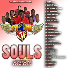 STONE LOVE LIVE SOULS MIX CD (2005-2006)