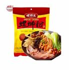 【Pack of 5】LUOBAWANG Brand Instant Rice Noodle280gx5 螺霸王螺蛳粉原味 5袋 Free Shipping