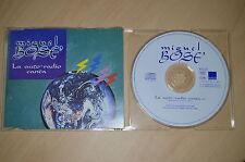 Miguel Bose - La autoradio canta. CD-Single (CP1708)