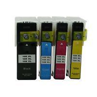 4PK Ink Cartridges Printer For Lexmark 100xl 105xl 108xl Pro805 Pro705 Pro205
