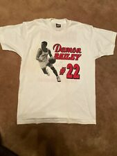Damon Bailey-Todd Leary-Pat Graham Signed Shirt-Indiana Basketball Hoosiers