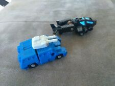 Transformers g12 figure lot of Military Patrol set Loose Micromasters